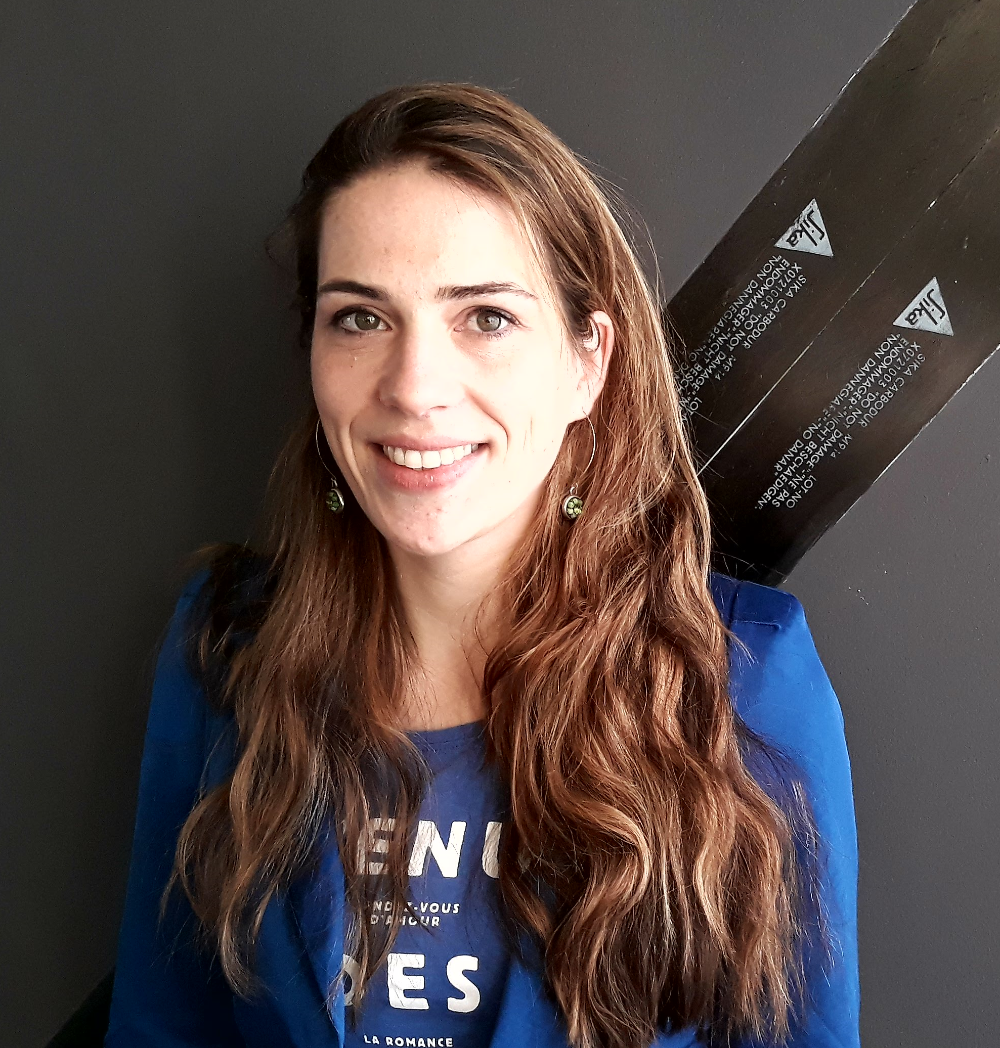 Rachelle van der Kemp