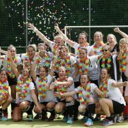 EclectiC sponsored field hockey team promoted to the next league