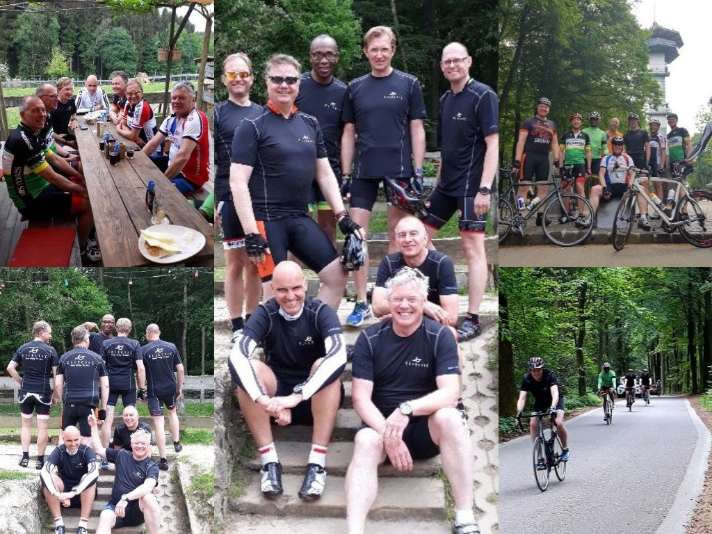 EclectiC & Friends Cycling Day 2018